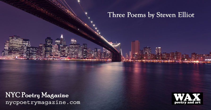 New York City Poetry Magazine - nycpoetrymagazine.com