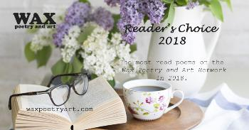Wax Poetry and Art Readers Choice Top Ten 2018