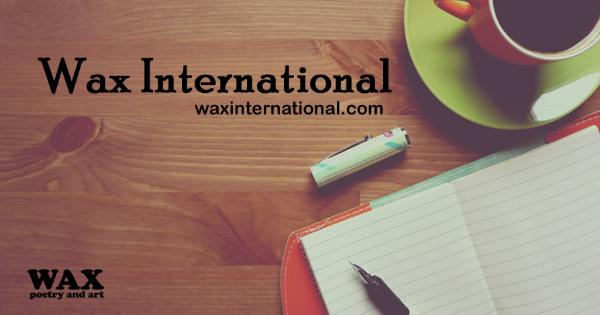 Smaller image for Facebook - Image shows an open notebook pen, and coffee. Wax International - waxinternational.com